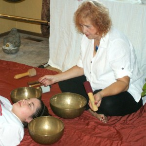 Tibetan Bowl Session with Becky Cobb, Peoria IL