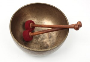 Tibetian singing bowl sound healing meditations